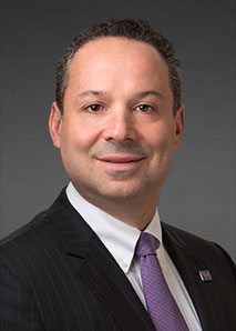 John A. Orsini Senior Vice President and Chief Financial Officer