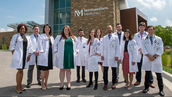 Northwestern McGaw Family Medicine Residency at Delnor Hospital