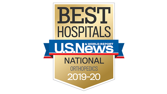 U.S. News & World Report has nationally ranked Northwestern Memorial Hospital and Central DuPage Hospital in orthopaedics.