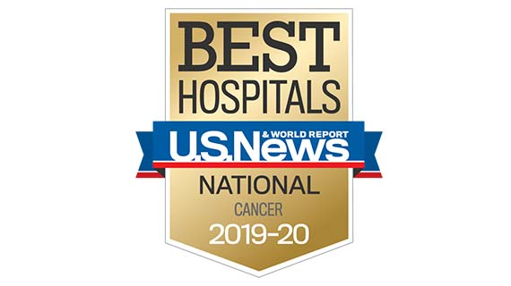 Northwestern Memorial Hospital is ranked No. 10 nationally by U.S. News & World Report.
