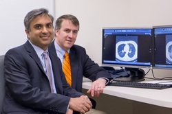 Drs. Ravi Kalhan and Colin Gillespie