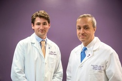 Drs. Orin Bloch and Andrew Parsa
