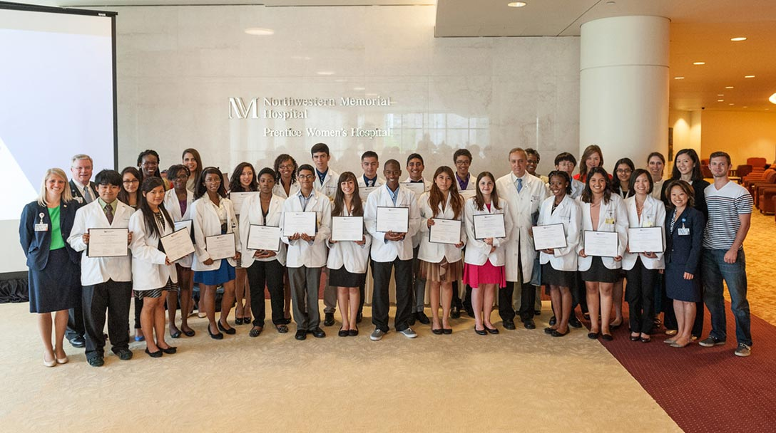 Westinghouse College Prep students take part in NM Scholars Program