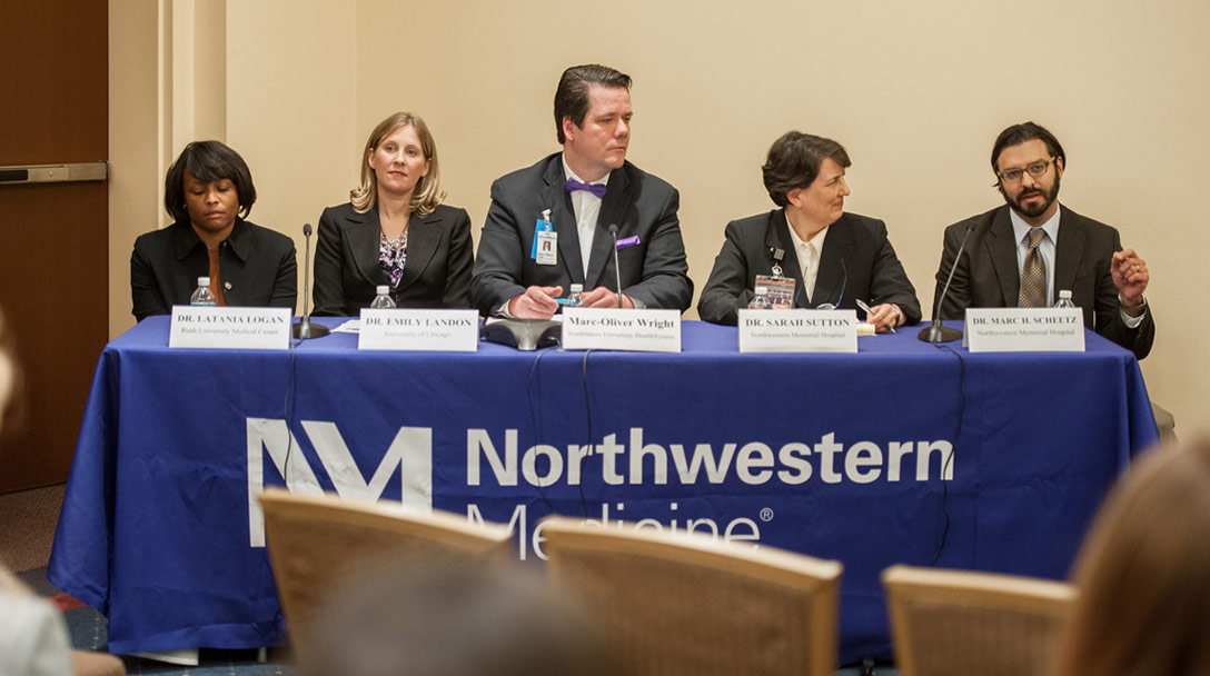 Northwestern Medicine panel of experts