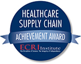 Healthcare Supply Chain Achievement Award Seal