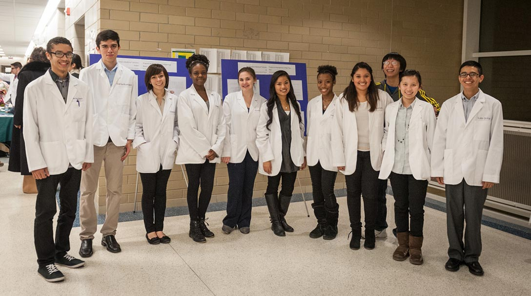Westinghouse High School hosts 2015 Grand Rounds on Stroke Prevention