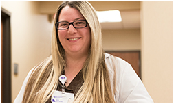 Medical Assistant Amy Schroeder