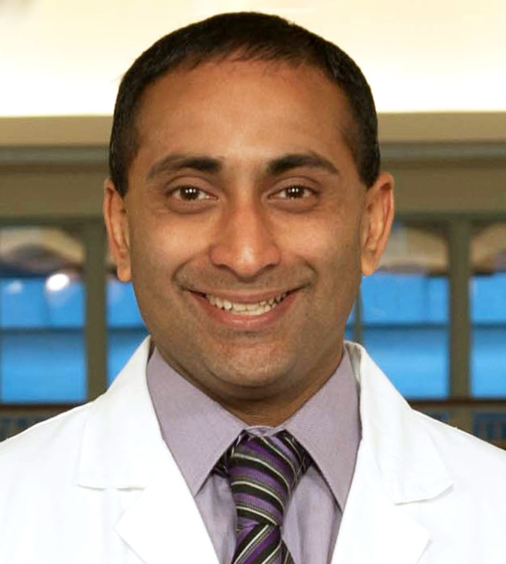Srinadh Komanduri, MD, gastroenterologist at Northwestern Memorial Hospital