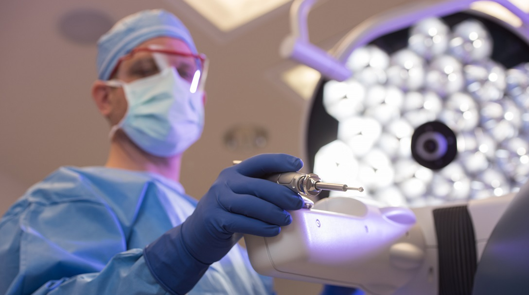 Mako Joint Replacement Surgery at Northwestern Medicine Delnor Hospital