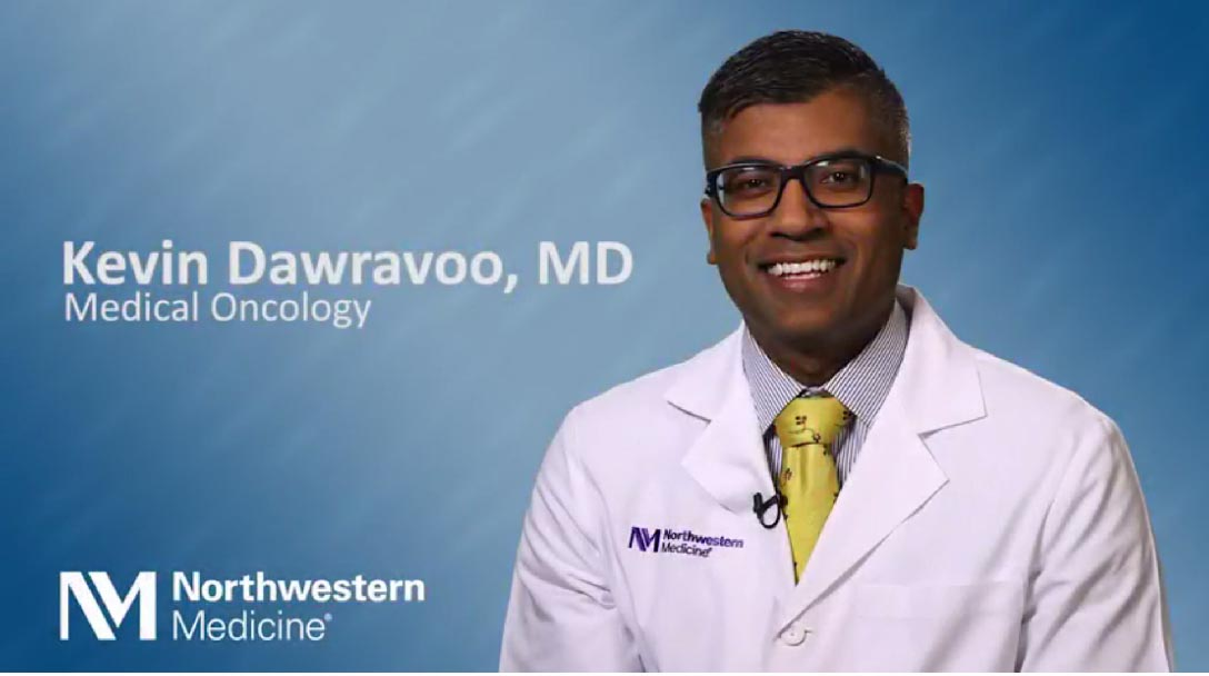 Dr. Kevin Dawravoo discusses colorectal cancer awareness