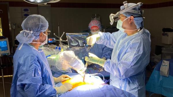 Mazor Robotic Spine Surgery