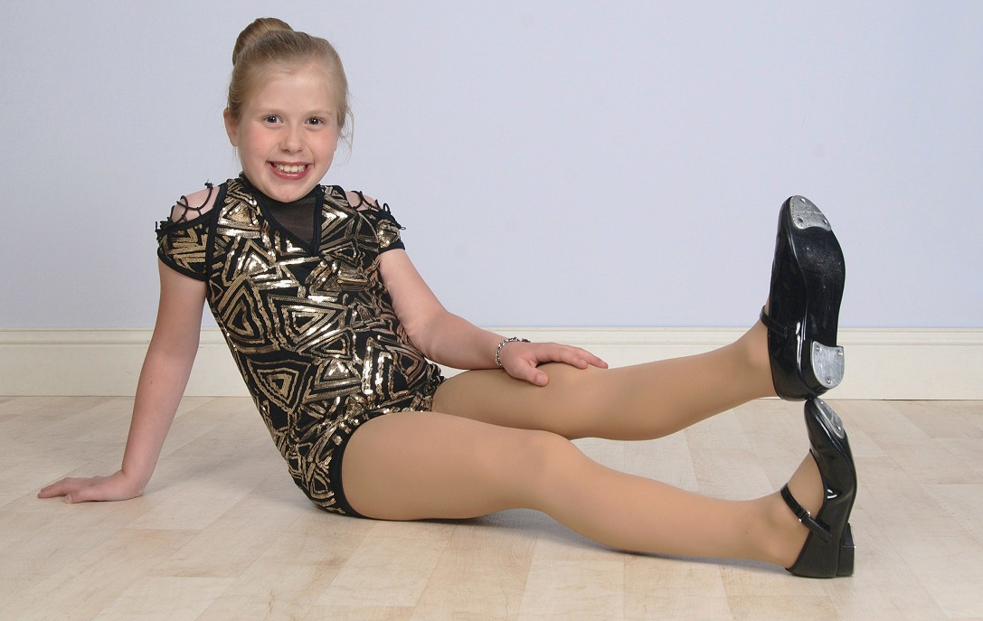 9-year-old Breanna Ruud, born with a rare heart defect, loves to dance