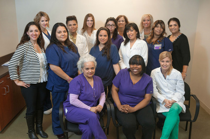 Northwestern Medicine inflammatory bowel disease program staff
