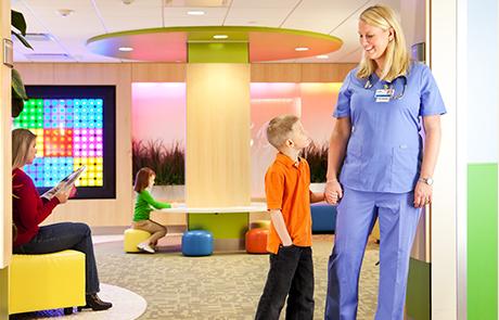 Pediatric Emergency Department | Northwestern Medicine