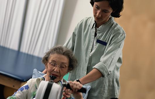 Pulmonary Rehabilitation   Northwestern Medicine