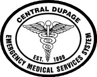 Central DuPage Emergency Medical Services logo