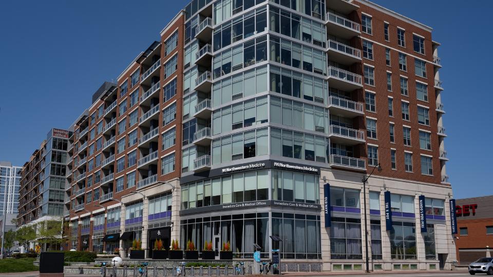 Northwestern Medicine Family Medicine South Loop-Roosevelt