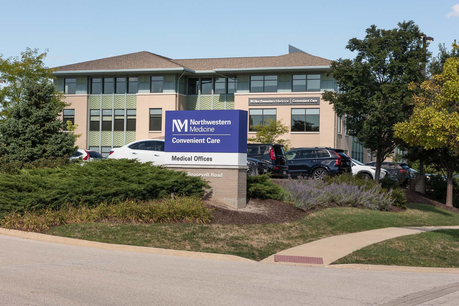 Northwestern Medicine Glen Ellyn 885 Roosevelt Road Glen Ellyn Il Northwestern Medicine
