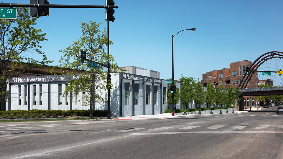 Northwestern Medicine Primary And Specialty Care Bucktown Chicago Il Northwestern Medicine
