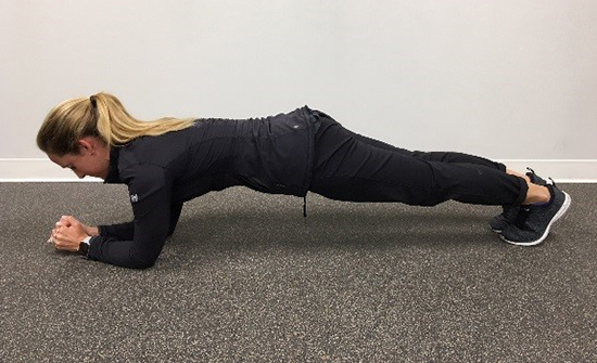 5 Exercises to Build Core Strength