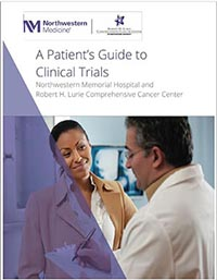 Northwestern Medicine Robert H. Lurie Comprehensive Cancer Center Clinical Trials FAQ Guide.