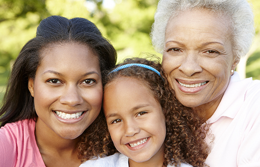 Northwestern Medicine helps women through all stages of life.