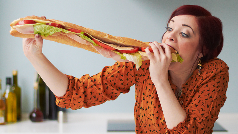 Overeating and Your Heart | Northwestern Medicine